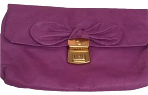 Marc by Marc Jacobs Purple Clutch