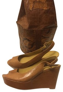 Nine West Camel Sandals