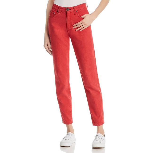 Item - Red Ash Five-pocket High Straight Leg Jeans Size 26 (2, XS)