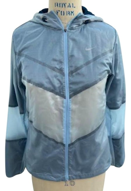 Item - Light Gray Nwot Running Cyclone Rain Small Activewear Outerwear Size 4 (S)