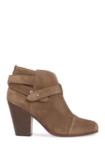 Item - Taupe Suede Harrow Ankle (Se3) Boots/Booties Size EU 37.5 (Approx. US 7.5) Regular (M, B)