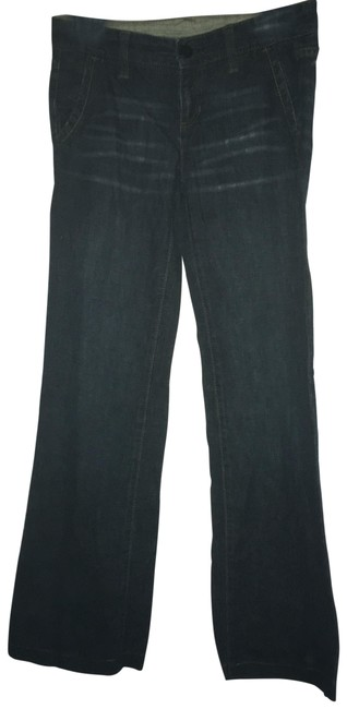 Item - Dark Rinse 1969 Limited Edition Straight Leg Jeans Size 4 (S, 27)