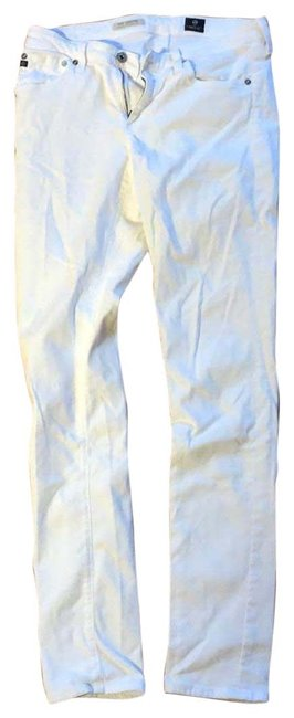 Item - White Light Wash The Legging Skinny Jeans Size 8 (M, 29, 30)