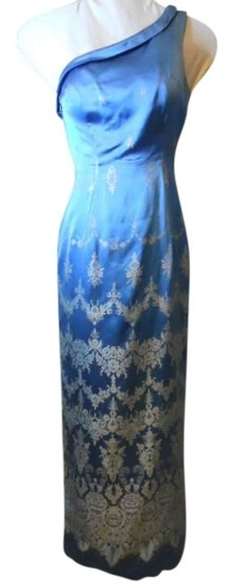 Preload https://img-static.tradesy.com/item/277479/blue-vintage-gown-long-formal-dress-size-2-xs-0-0-650-650.jpg