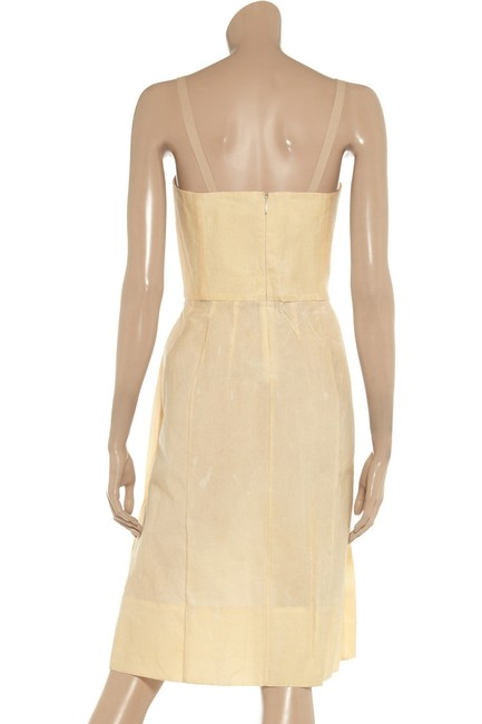 Marni short dress Cream on Tradesy