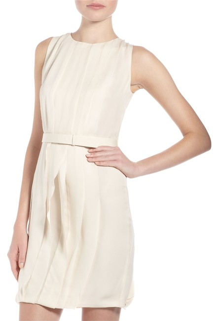 Preload https://item5.tradesy.com/images/halston-cream-above-knee-night-out-dress-size-6-s-2774854-0-0.jpg?width=400&height=650