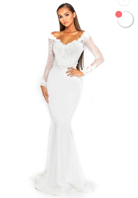 Portia & Scarlett Long Formal Dress Size 8 (M) Portia & Scarlett Long Formal Dress Size 8 (M) Image 1