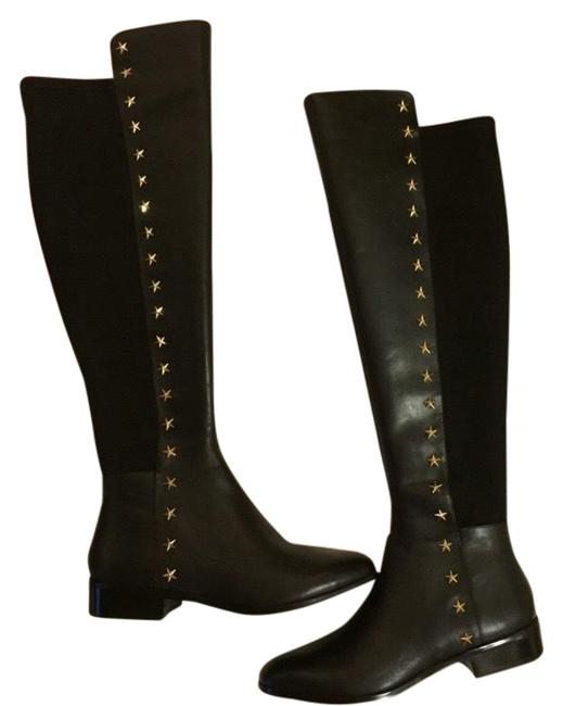 Item - Black Long Boots/Booties Size US 7 Narrow (Aa, N)