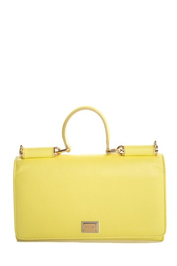 Preload https://img-static.tradesy.com/item/27751184/dolce-and-gabbana-wallet-on-chain-dolce-and-gabbana-miss-sicily-von-yellow-shoulder-bag-0-0-540-540.jpg