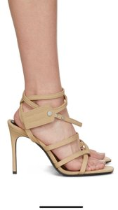 Off-White™ Nude Sandals