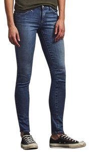 AG Adriano Goldschmied Jeggings Skinny Jeans-Medium Wash