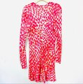 ISSA London Animal Print Mid-length Night Out Dress Size 8 (M) ISSA London Animal Print Mid-length Night Out Dress Size 8 (M) Image 2