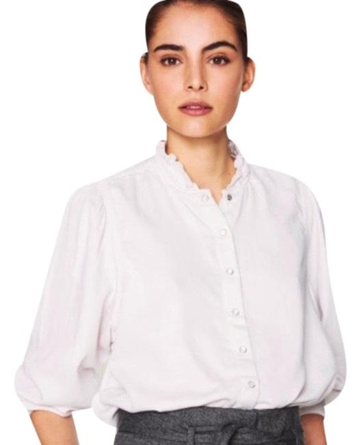 Preload https://img-static.tradesy.com/item/27752336/ba-and-sh-white-axelle-button-down-top-size-12-l-0-1-650-650.jpg