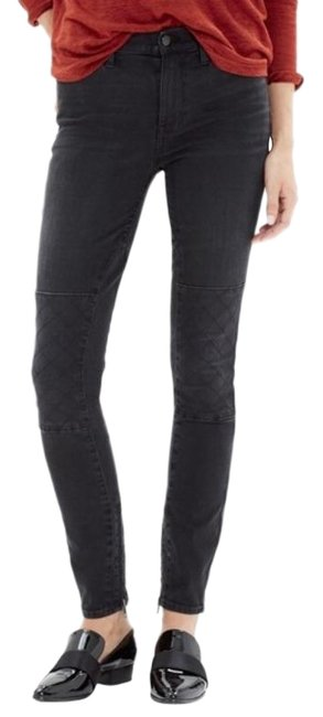 Item - Gray Distressed Skinny Jeans Size 28 (4, S)