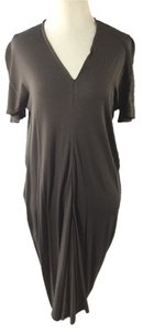 Brown Maxi Dress by Zero + Maria Cornejo