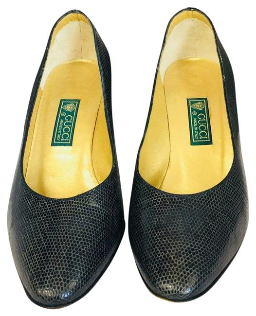 Item - Snakeskin Pumps Size EU 35.5 (Approx. US 5.5) Narrow (Aa, N)