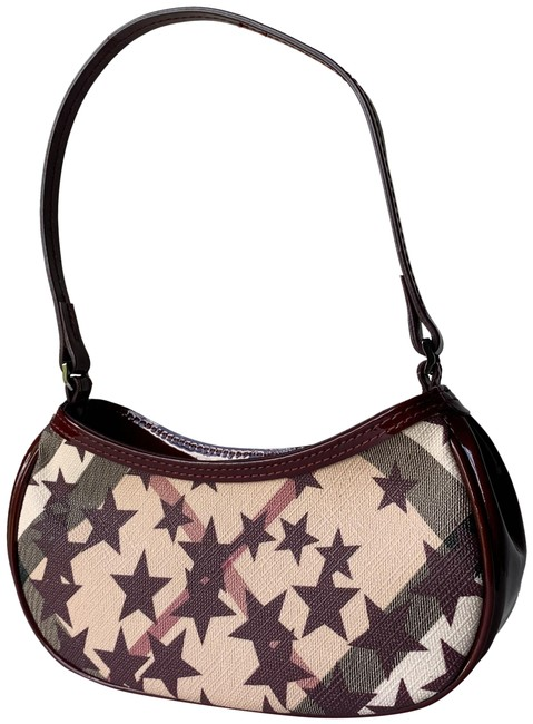 Item - Nova Stars Mini Red Canvas Baguette