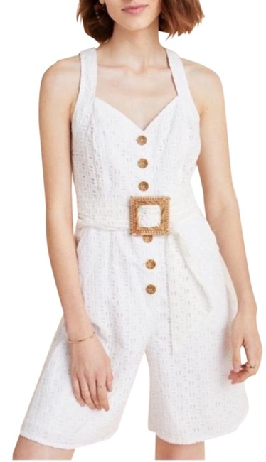 Elevenses Lace Medley Jumpsuit Romper Various Colors and Sz NW ANTHROPOLOGIE Tag