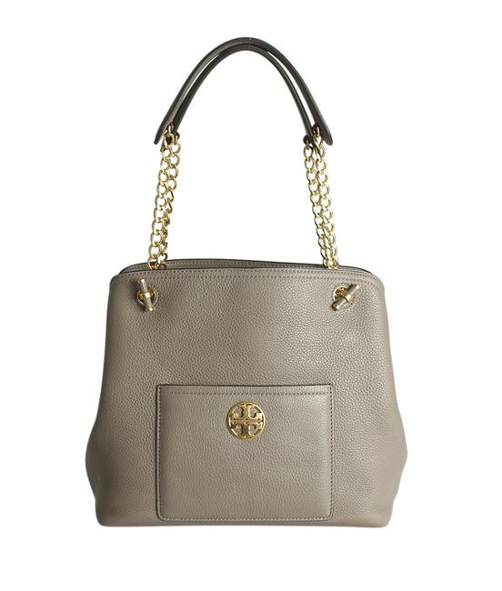 Item - Bag Chelsea Slouchy (188471) Grey Leather Tote