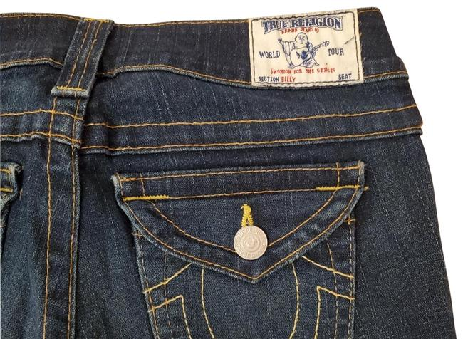 Item - Dark Rinse Billy Boot Cut Jeans Size 28 (4, S)