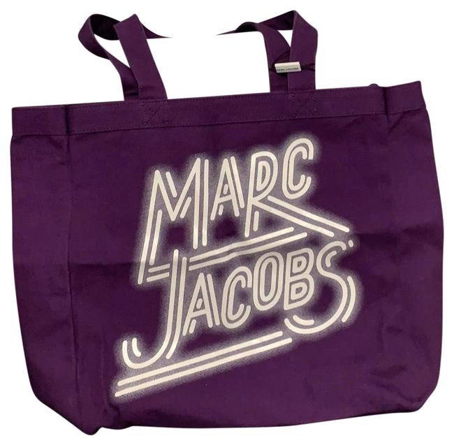 Item - Purple Canvas Tote