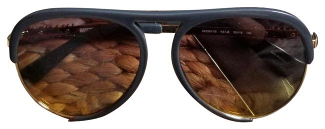 Item - Gray/Green/Gold Mos041/S Sunglasses