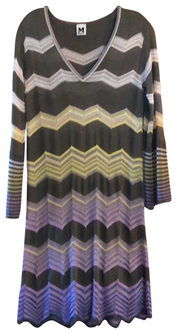 Item - Multicolor .... Short Night Out Dress Size 8 (M)