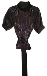 Doncaster Top Black Metallic