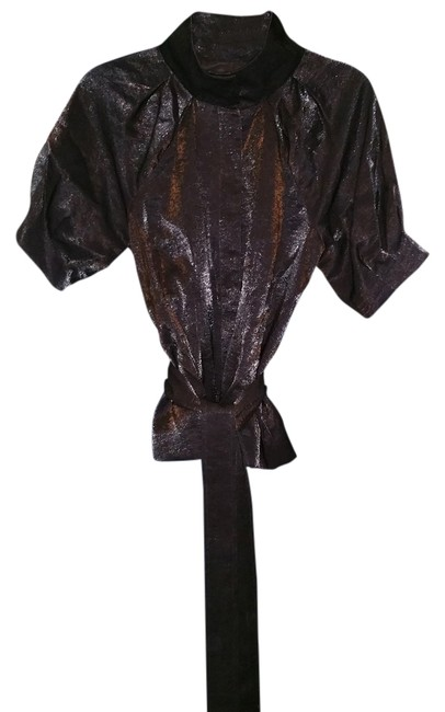 Preload https://item2.tradesy.com/images/doncaster-black-metallic-night-out-top-size-4-s-2776696-0-0.jpg?width=400&height=650