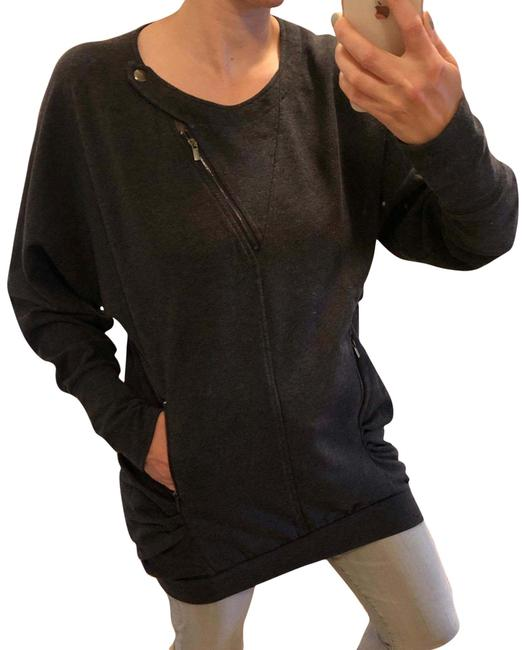Item - Dark Grey Cozy Sweatshirt/Hoodie Size 2 (XS)