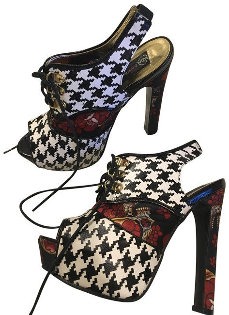 Item - /Abbey and Just Fabulous Pumps Size US 8 Regular (M, B)