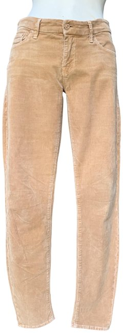 Item - Tan Light Wash The Looker Skinny Jeans Size 29 (6, M)
