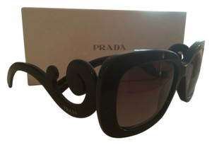 Prada Black Prada Sunglasses