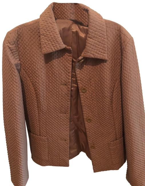 Item - Tan Clothes Tansistional Jacket Size 4 (S)