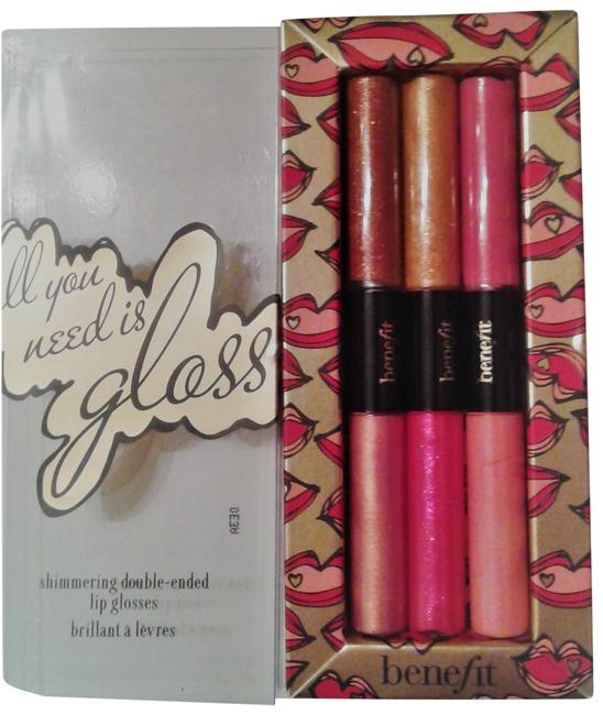 Item - Assorted Shimmering Double-ended Lip Glosses