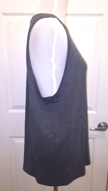 Rad by Rad Hourani Rick Owens Rick Owens Acne Studios Unisex Vince Joie Acne Madewell Anthropologie Urban Outfitters Tory Burch Burberry Top Gray