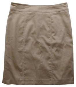 Conrad C Skirt Tan