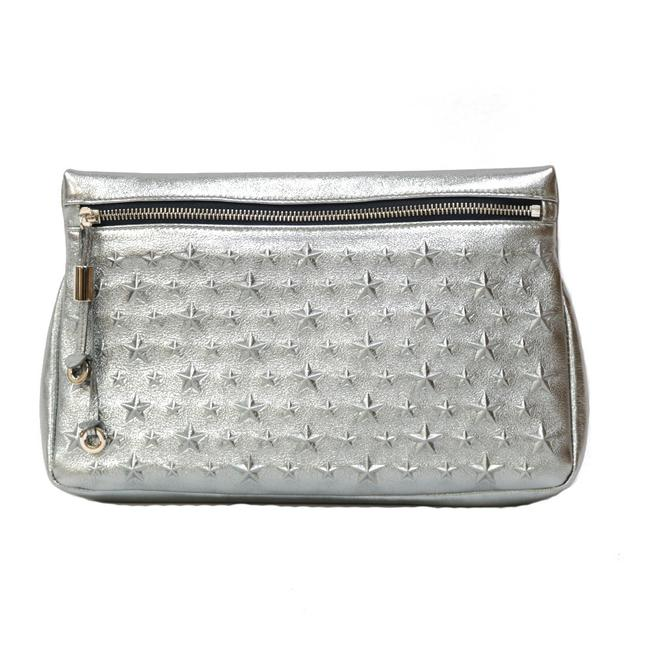 Item - Ladies Silver Clutch