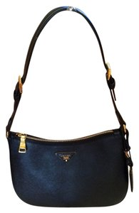 Prada Leather New Shoulder Bag
