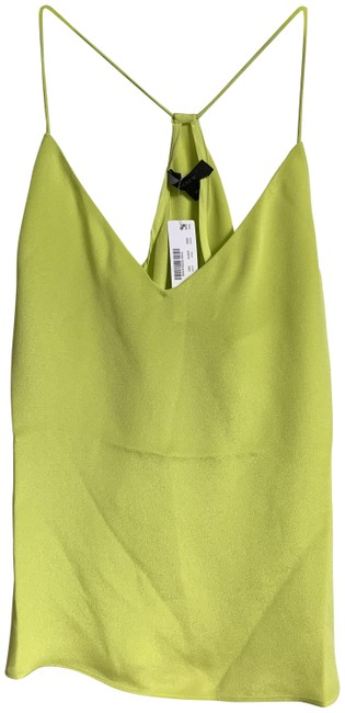 Item - Yellow New Silk In 4p Tank Top/Cami Size Petite 4 (S)