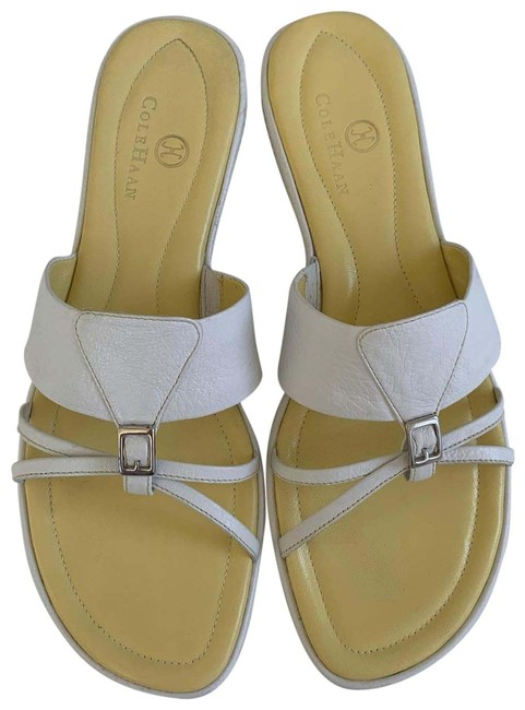 Item - White 4817904 Sandals Size US 8 Narrow (Aa, N)