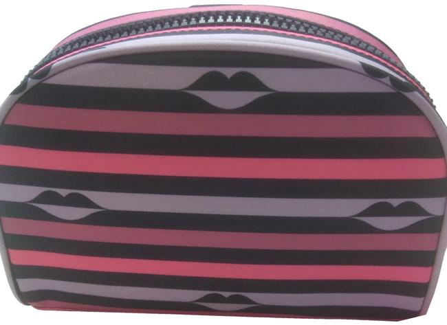 Item - Pink New Medium Dome Cosmetic Bag
