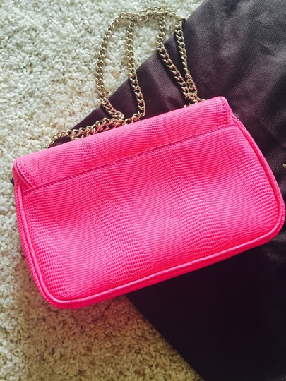 Kate Spade Leather Gold Chain Cross Body Bag