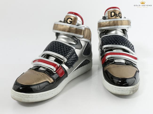 Item - Multicolor Men's Bull High-top Trainers Shoes