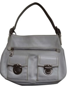 Marc Jacobs Leather Handbag Satchel in White