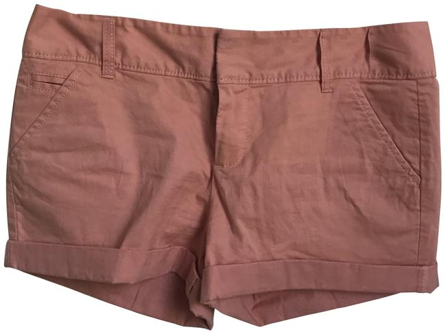 Item - Coral Cotton/Spandex In Shorts Size 4 (S, 27)