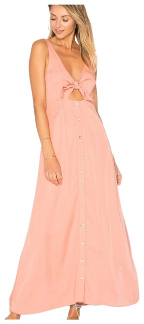 Item - Apricot W702101981 Mid-length Casual Maxi Dress Size 2 (XS)