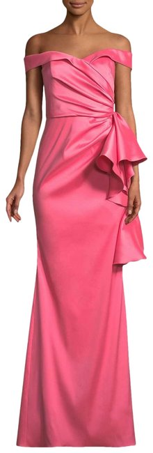 Item - Deep Pink Collection Long Formal Dress Size 6 (S)