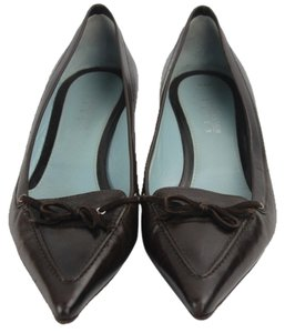 Lambertson Truex Dark Brown Pumps