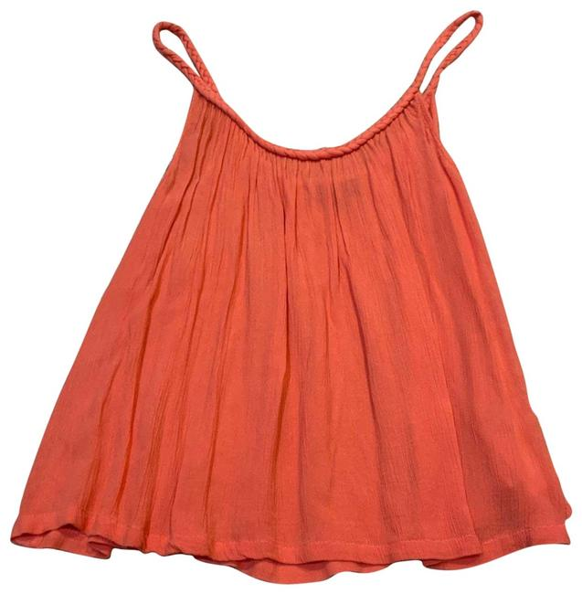 Item - Orange Tank Top/Cami Size 4 (S)